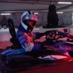 Honeywell & Bluestar Ice Kart Event